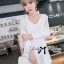 &#x1F380 Lady Ribbon's Made &#x1F380 Lady Lilly Embellished Flare Dress thumbnail 3