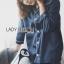 &#x1F380 Lady Ribbon's Made &#x1F380 Lady Julia Easy Everyday Satin Pyjamas Set with Eye Cover thumbnail 5