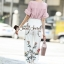 Seoul Secret Say's... Summer Vee Bohe Flora Print Pants Set thumbnail 2