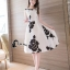 Cliona Made' Ch@nel Floral Line Dress - thumbnail 2