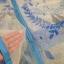 ม่านประตูกันยุง รุ่นพรีเมียม ไซส์ 100 สีฟ้า พิมพ์ลายเลิฟเบิร์ด thumbnail 2