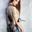 Clona made' Glow Luxury Floral Silk Dress - Mini dress thumbnail 6