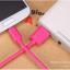 สายชาร์จ Micro USB GOLF Colorful สายกลมยาว 2 เมตร thumbnail 4