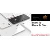 คอนเฟิร์มiPhone รุ่นใหม่ !!! เปิดตัว 12 กันยายน 2560 + หลุดข้อมูลขนาดตัวเครื่อง iPhone 7s และ iPhone 7s Plus ที่ใหญ่และหนากว่ารุ่นเดิมเล็กน้อย