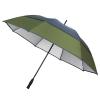 30'' 2 Layers UV Cut Sliver Coating Golf Umbrella ร่มกอล์ฟ 2 ชั้น กัน uv เคลือบเงิน30นิ้ว - เขียว