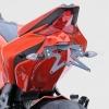ท้ายสั้น ERMAX สีส้ม FOR KAWASAKI Z1000