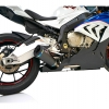 ท่อ AUSTIN RACING GP3 WITH V3 BLACK FULLSYSTEM FOR BMW S1000RR (2017)