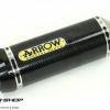 ท่อ ARROW CARBON SLIP ON FOR HYPERMOTARD821
