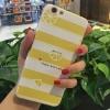 เคส oppo a77 (f3) ซิลิโคนลายมะนาวสีเหลือง