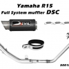 ท่อ DEVIL EVOLUTION รุ่น 5001FR FULLSYSTEM FOR YAMAHA R15 (2015UP)