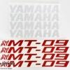 สติ๊กเกอร์ขอบล้อใน สีแดง ขาว FOR YAMAHA MT07