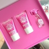 #Moschino Pink Fresh Couture Set (3 items) .