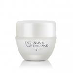Intensive Age Defense Revitalizing Night Cream for Combination to Oily Skin (Compact Size) ไนท์ครีมเนื้อเจลบำรุงผิวหน้า ช่วยให้ผิวแลดูกระชับเรียบเนียนอ่อนเยาว์ขึ้น*