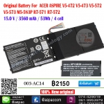 Original Battery AP13B3K for Aspire V5-473 V5-473G V5-473P V5-473PG