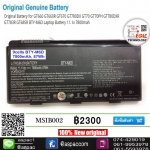 Original BTY-M6D Battery for MSI BTY-M6D GT60 GT70 GX70 MS-1763 7800mAh