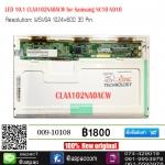 "LED 10.1"" CLAA102NA0ACW for Samsung NC10 ND10, lenovo S10"
