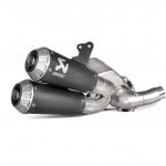 ท่อ AKRAPOVIC Optional Header Titanium FOR DUCATI MONSTER 797