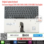 Keyboard Lenovo Ideapad Z360 Z460 Z460A Z460G Z450 SERIES Thai/English version