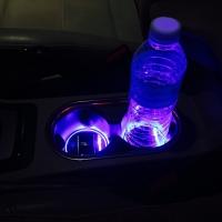 LED Cup Holder รองแก้วแบบมีไฟ