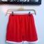SET เซ็ตเสื้อ+กางเกงขาสั้น งานเก๋มากค่ะตัวนี้ เสื้อผ้าคอตต้อนสีแดงดีเทลสวยด้วยช่วงคอวีแต่งกุ๊นแดงสลับขาว มาพร้อมกับกางเกงขาสั้นสม็อคเอวผ้าเดียวกัน สไตล์สาวสปอร์ตน่ารักค่ะ thumbnail 5