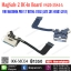 MagSafe2 DC-In Board #820-3584-A FOR A1502 (LATE 2013-EARLY 2015) thumbnail 1