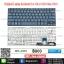 Keyboard for ASUS UX301 TH EN สีน้ำเงิน Blue Thai version thumbnail 1