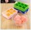 ถาดซิลิโคน เก็บอาหารเด็กแช่แข็ง 6 หลุม thumbnail 1