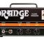 Orange Dark Terror DA-15H Tube Head Amp thumbnail 1