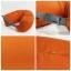 หมอนรองคอ MUJI สีส้ม thumbnail 2