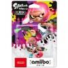 Amiibo Splatoon series Girl Neon Pink