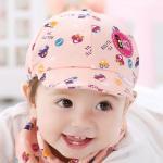 หมวกเด็ก แก๊ป สัญญาณไฟ (Hat - AAD_Pink)