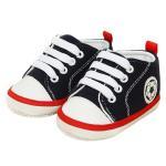 รองเท้าเด็ก รองเท้าหัดเดิน แซมบ้า สีดำ