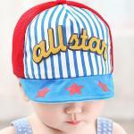 หมวกเด็ก แก๊ป All Star (น้ำเงิน)