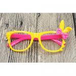 แว่นเด็ก แฟนซี บันนี่ เหลือง