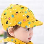 หมวกเด็ก แก๊ป สัญญาณไฟ (Hat - AAD_Yellow)