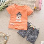 Baby Touch เสื้อยืดและกางเกง เกาหลี (บ้านส้ม)