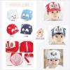 Baby Touch หมวกเด็ก แก๊ปกระรอกตาโต (Hat - BK)