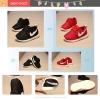 Baby Touch รองเท้าเด็ก รองเท้าพื้นแข็ง ทรงกีฬา ขีดข้าง (Shoes - FHN1)