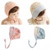 Baby Touch หมวกผูก ลายผลไม้ (Hat - EF)