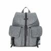 Herschel Dawson Backpack | XS - Raven Crosshatch