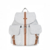 Herschel Dawson Backpack | XS - Light Grey Crosshatch