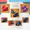 Baby Touch รองเท้าเด็ก รองเท้าไฟกระพริบ ทรงกีฬา N (Shoes - FLN1)