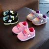Baby Touch รองเท้าเด็ก รองเท้าพื้นแข็ง ทรงกีฬา N แบบเชือก (Shoes - FHB1)