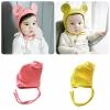 Baby Touch หมวกผูก หูกลม (รุ่นพรีเมี่ยม) (Hat - EG)