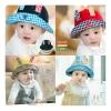 Baby Touch หมวกเด็ก พรีเมี่ยม ปีกรอบ Happy Bunny (Hat - DA)