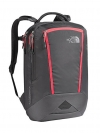 The North Face - Microbyte 17L for Women (Graphite Grey/Cayenne Red)