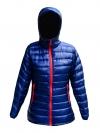 KAEMP8848 DOWN JACKET FOR WOMEN (Quater Down) เสื้อขนเป็ดสำหรับ -10 ถึง -15 องศา - BLUE