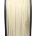 เส้นพลาสติก PLA สีงาช้าง 1.75mm/1 kg (ยาว 350m)
