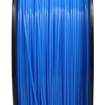 เส้นพลาสติก PLA สีฟ้า 1.75mm/1 kg (ยาว 350m)