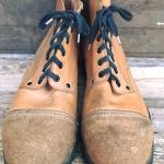13.Vintage Svit boot ของเช็กโก หนังม้า เบอร์11-29cm ราคา 1600